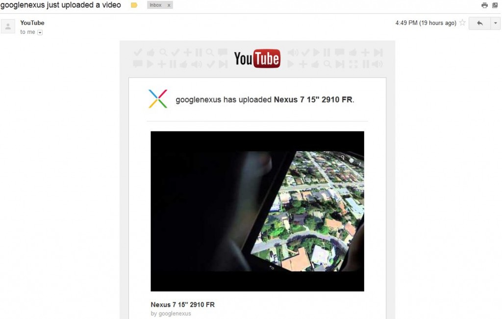 "googlenexus has uploaded Nexus 7 15"" 2910 FR."