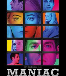 Poster oficial Maniac