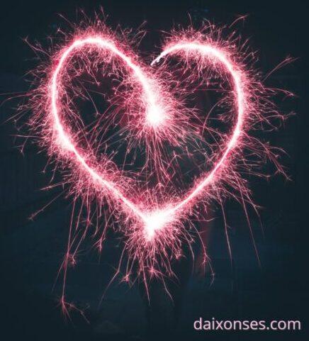 AMOR corazón de energía
